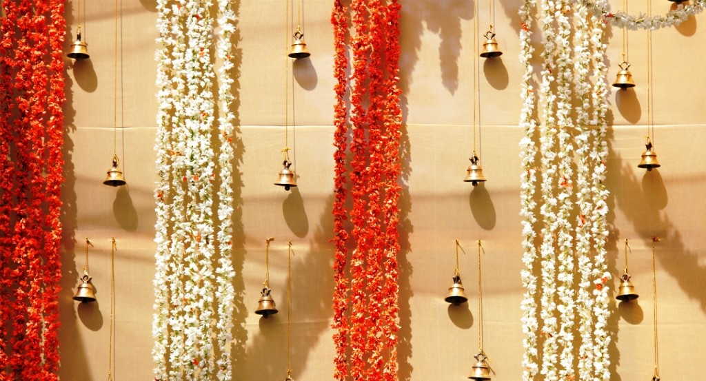 bells for wedding decor