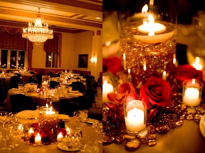 Super glam ideas for your wedding centerpieces my