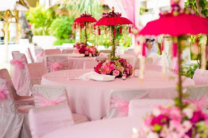 cute wedding centerpieces