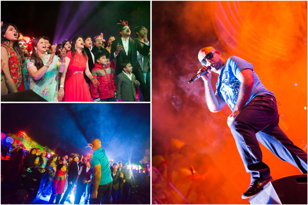 wedding at aamby valley sangeet night vishal & shekhar